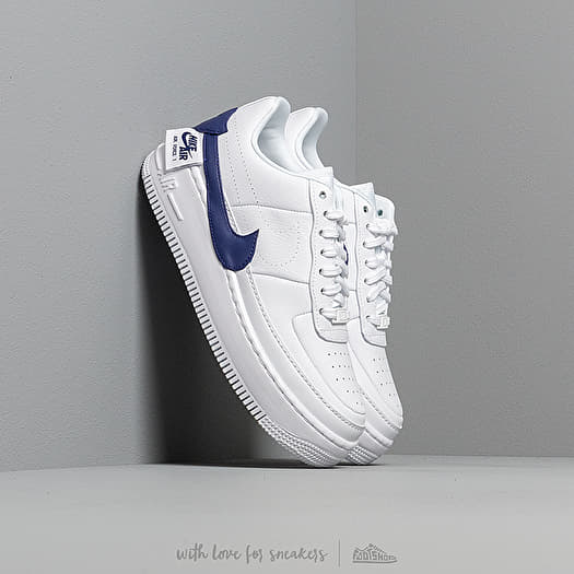 Nike W Af1 Jester Xx White Regency Purple | Footshop