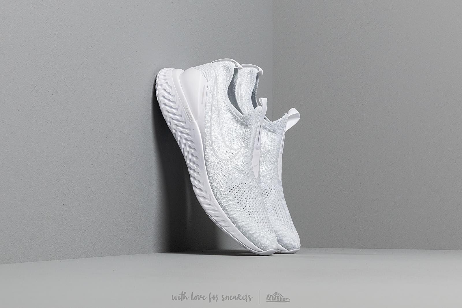 Nike Epic Phantom React Fk White/ White-Pure Platinum at a great price 139 € buy at Footshop