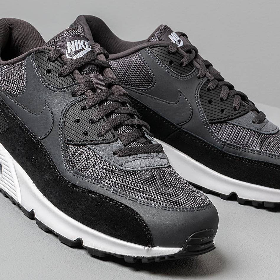 Nike Air Max 90 Essential Anthracite/ White-Black, Gray