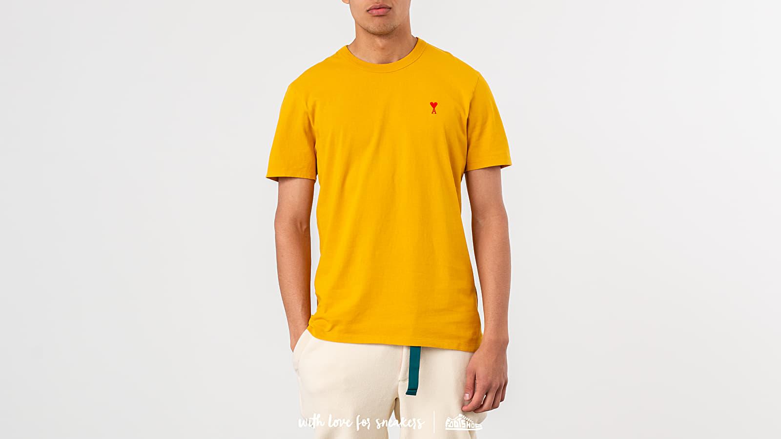 Alexandre Mattiussi Ami De Coeur Tee Yellow za skvelú cenu 77 € kúpite na Footshop.sk