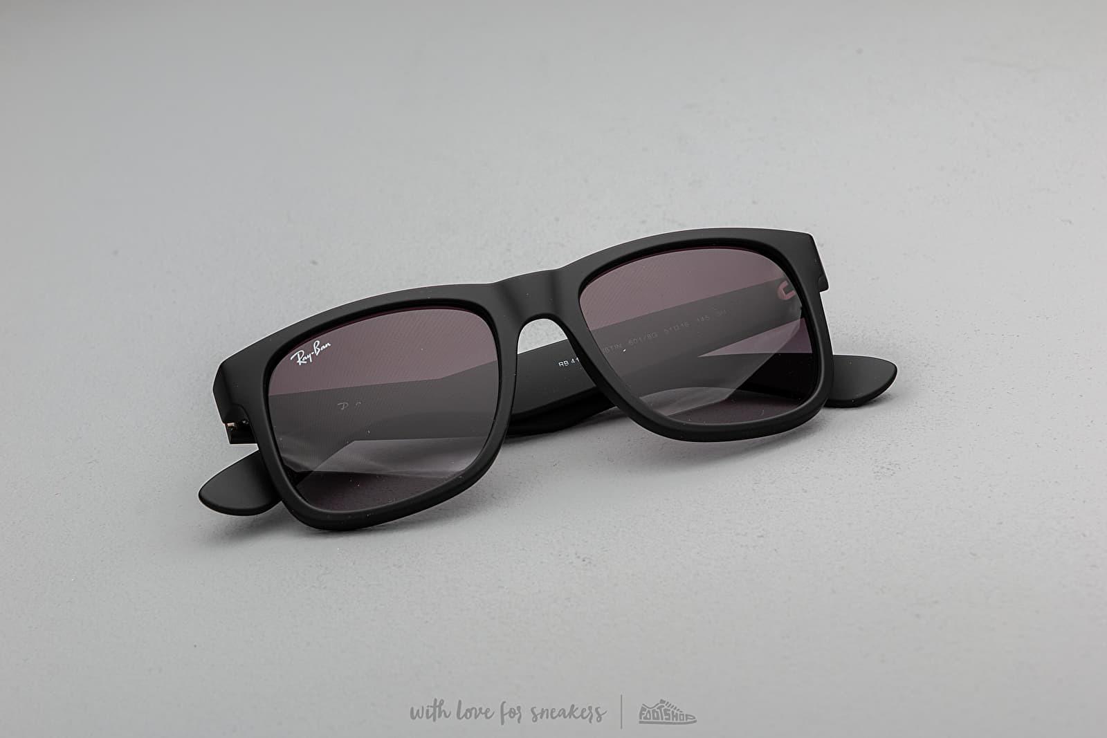 33e2dc0216 Ray Ban Justin Sunglasses Black a muy buen precio 129 € comprar en Footshop