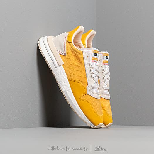 adidas ZX 500 RM Bold Gold/ Bold Gold/ Ecru Tint | Footshop