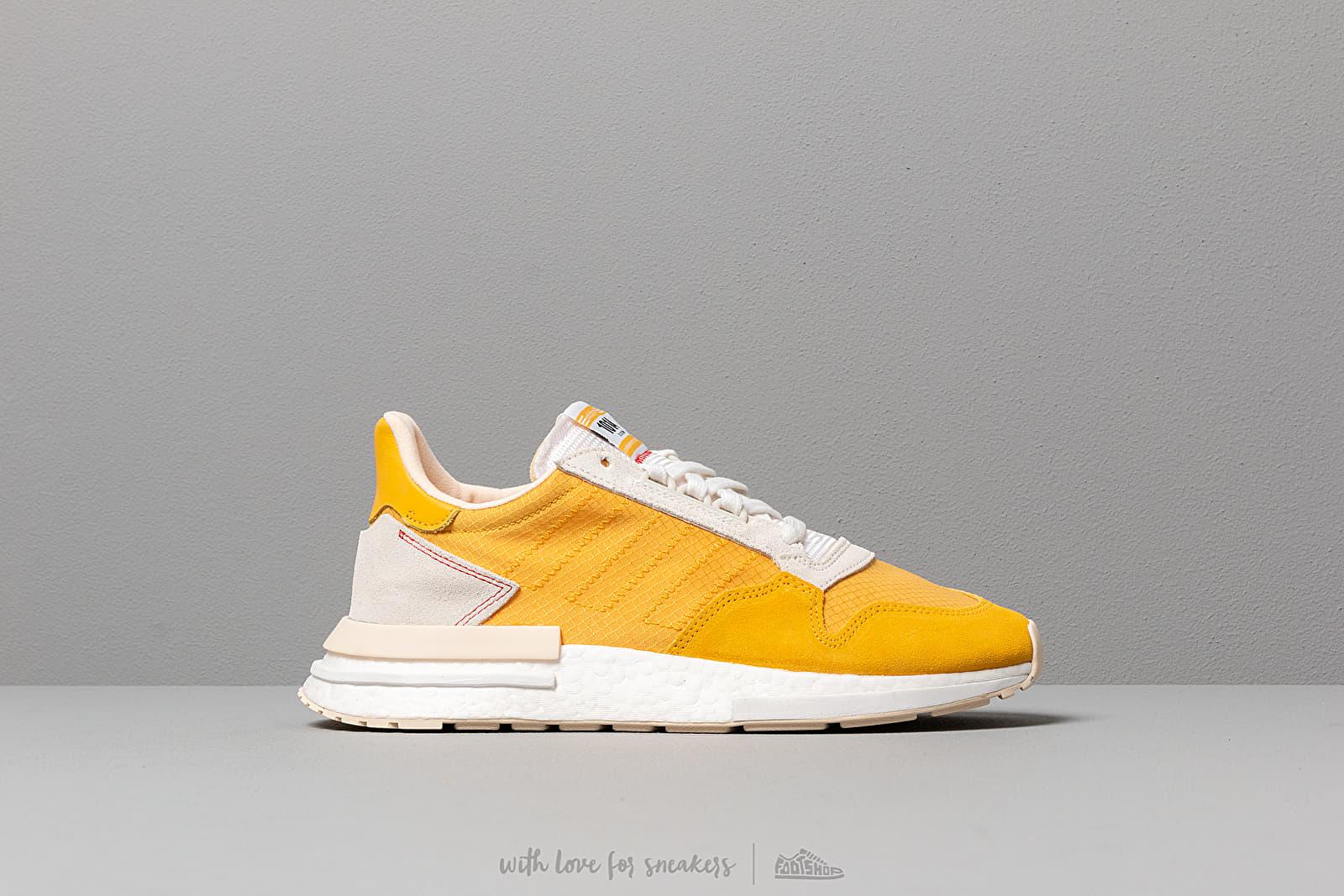 adidas zx 500 rm gold