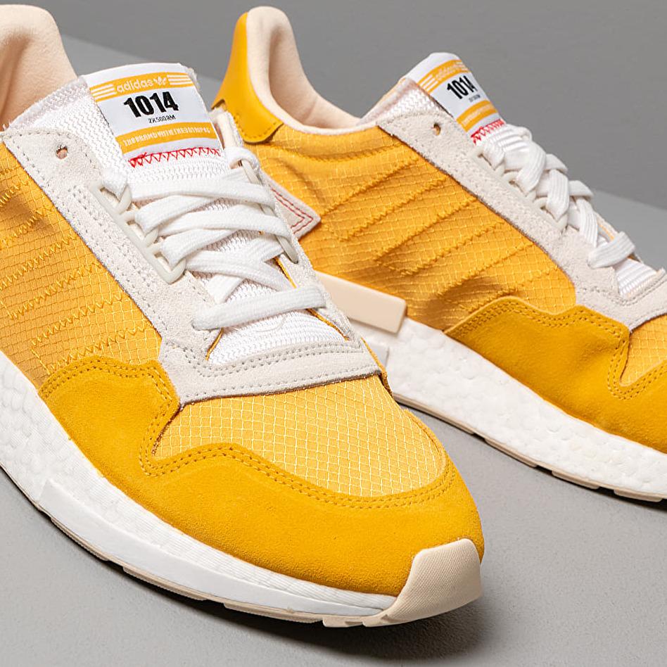 adidas ZX 500 RM Bold Gold/ Bold Gold/ Ecru Tint, Yellow