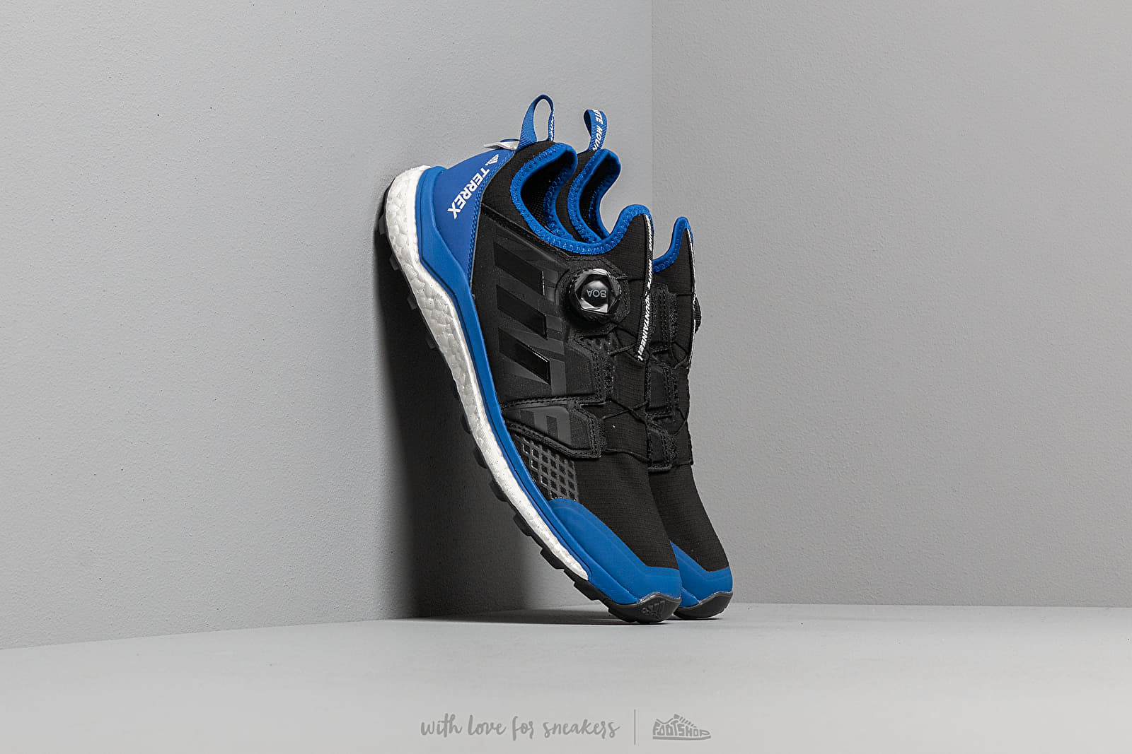 adidas x White Mountaineering Terrex Agravic BOA Core Black/ Core Black/ Core Royal at a great price 198 € buy at Footshop