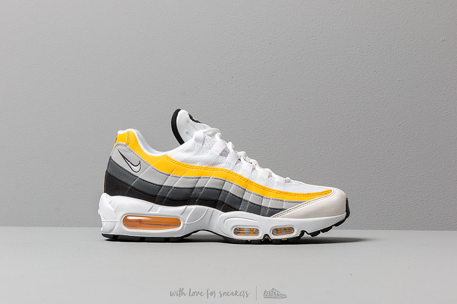 air max 95 uomo amarillo