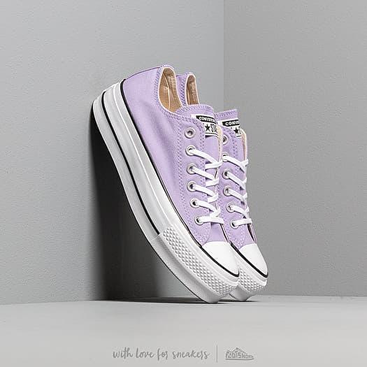 converse lilac