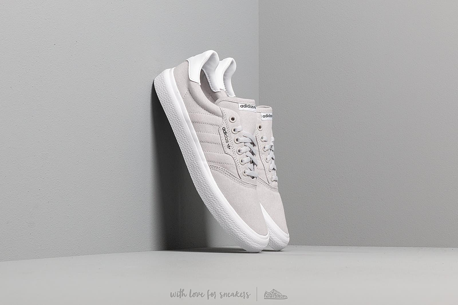 Pánské tenisky a boty adidas 3MC Light Solid Grey/ Light Solid Grey/ Ftw White