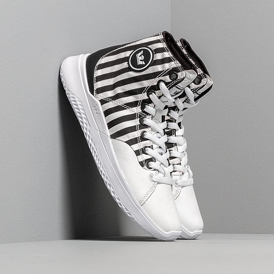 Supra Statik White Stripe/ White EUR 44
