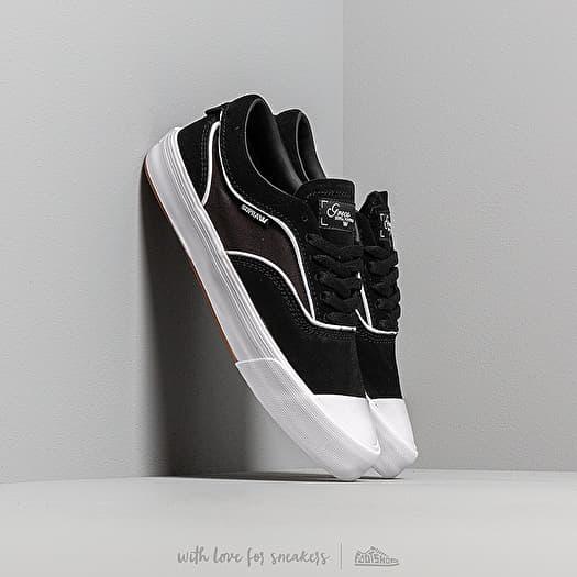 Men's shoes Supra Hammer VTG Black/ White