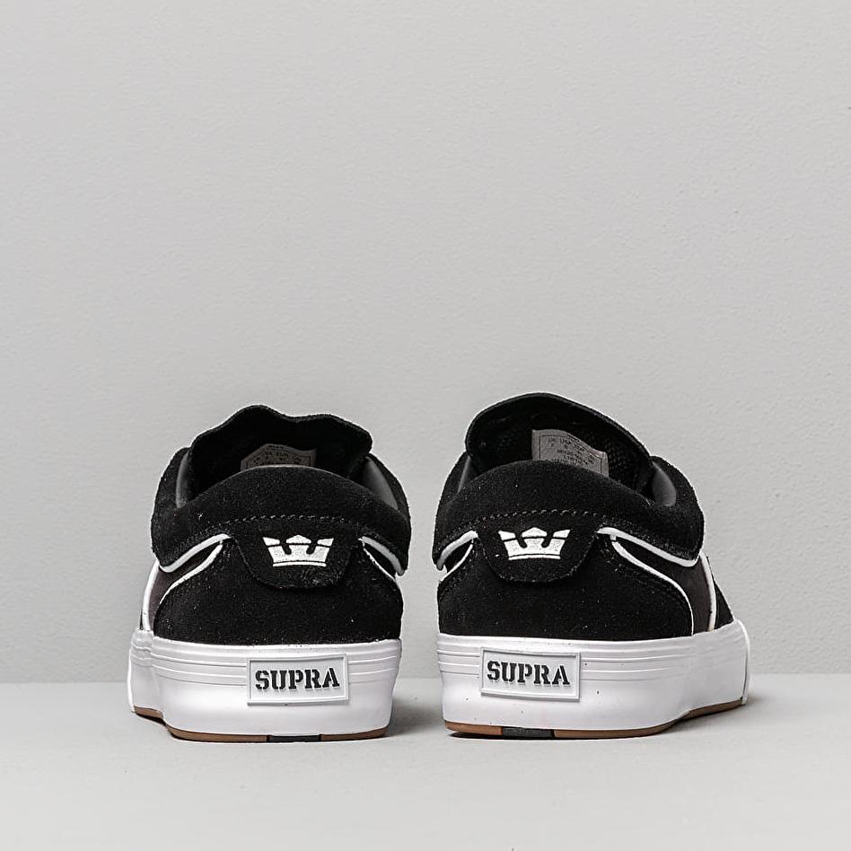 Supra Hammer VTG Black/ White