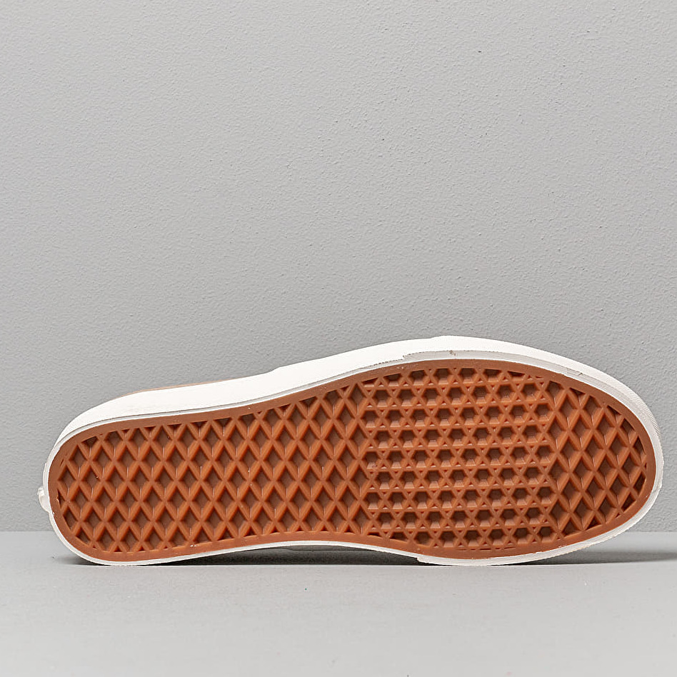 Vans Authentic (Washed Nubuck/ Canvas) Brown