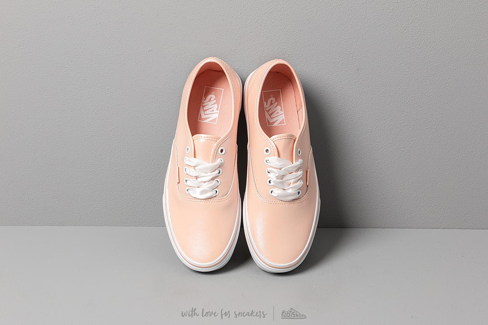 Men's shoes Vans Authentic (Pearl Suede
