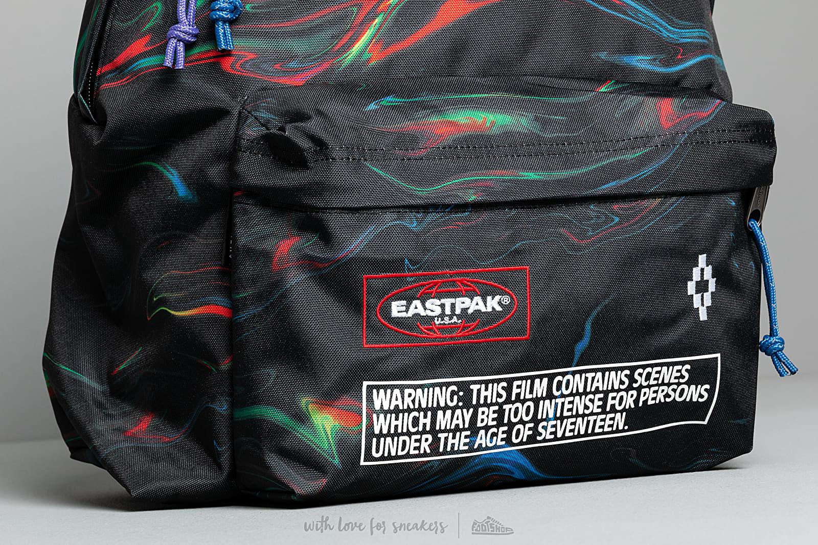 e8ed3bf25149e4 EASTPAK x Marcelo Burlon Padded Pak'r Glitch County Backpack Black W super  cenie 668