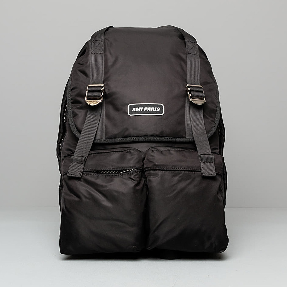 Alexandre Mattiussi Backpack Black