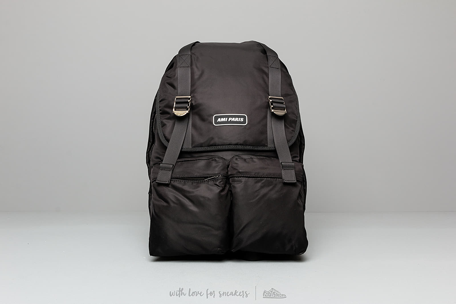 Alexandre Mattiussi Backpack Black at a great price 359 € buy at Footshop