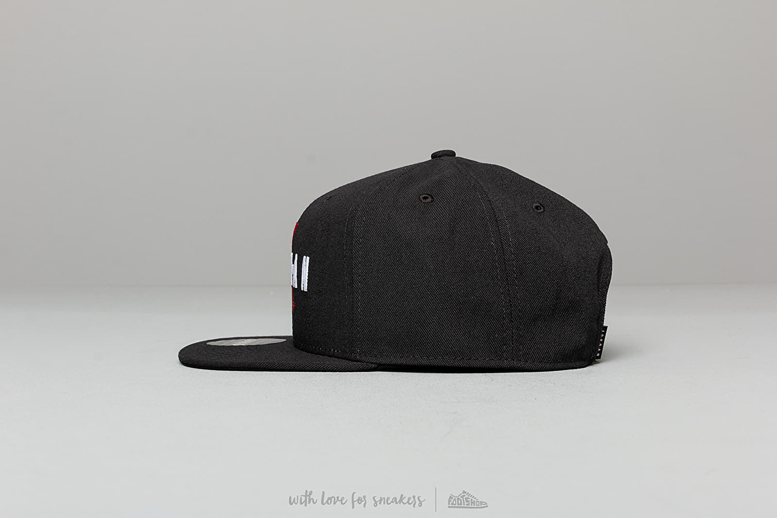 8244ea1a68281 Jordan Jumpman Air Cap Black at a great price  34 buy at Footshop
