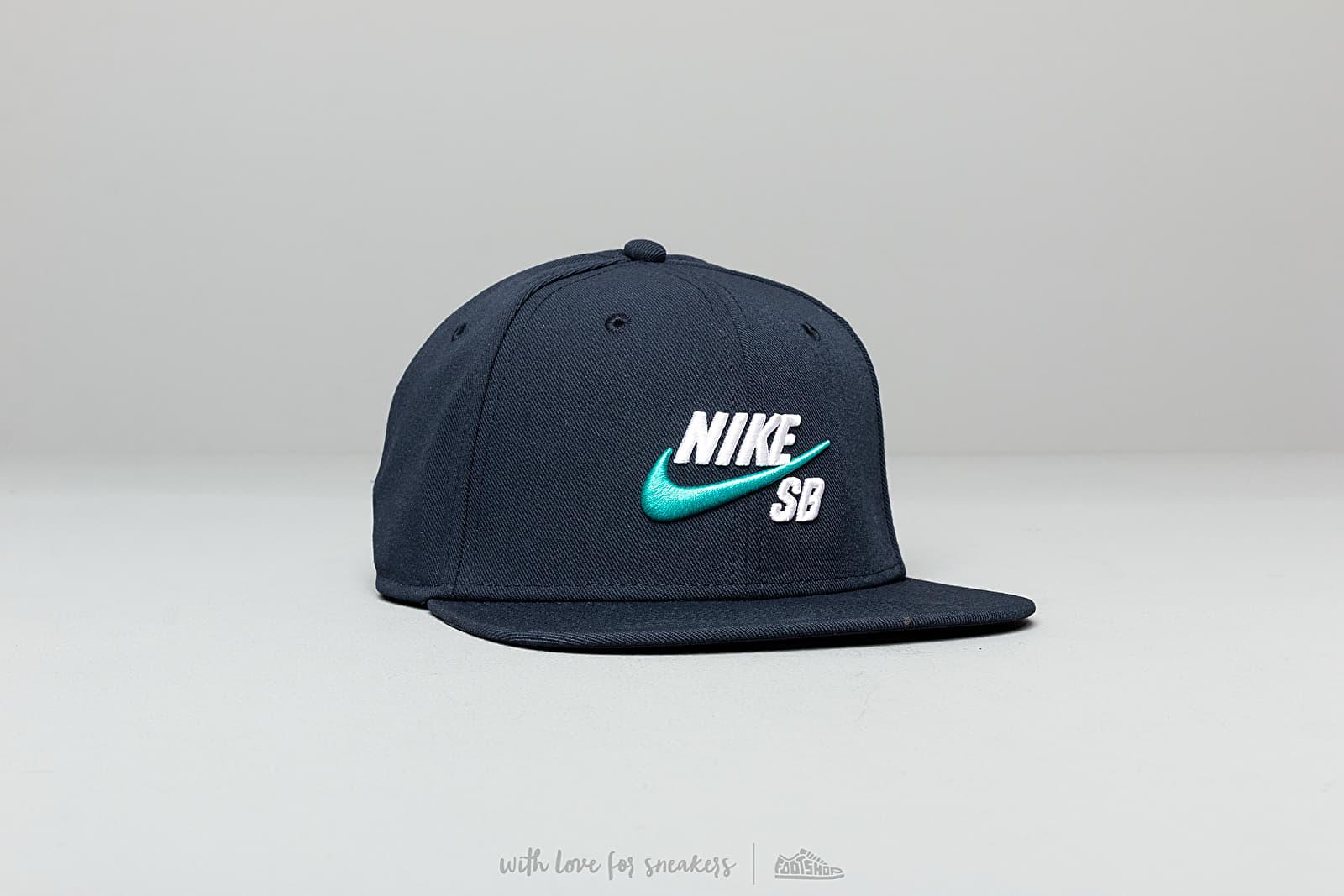4695dfdf1 Nike SB Icon Cap Navy/ White | Footshop