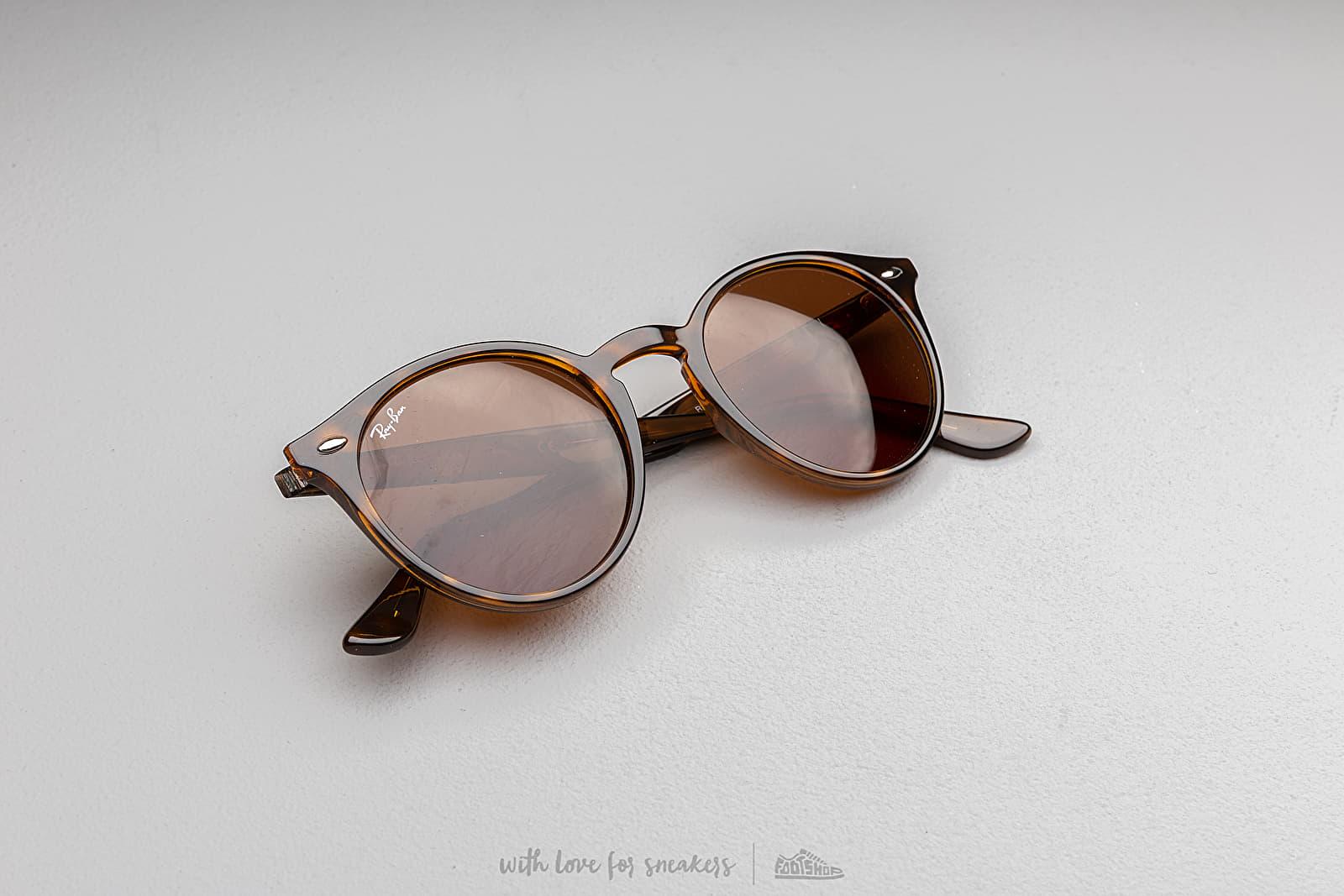 d09736c678 Ray Ban RB2180 Sunglasses Brown a muy buen precio 129 € comprar en Footshop