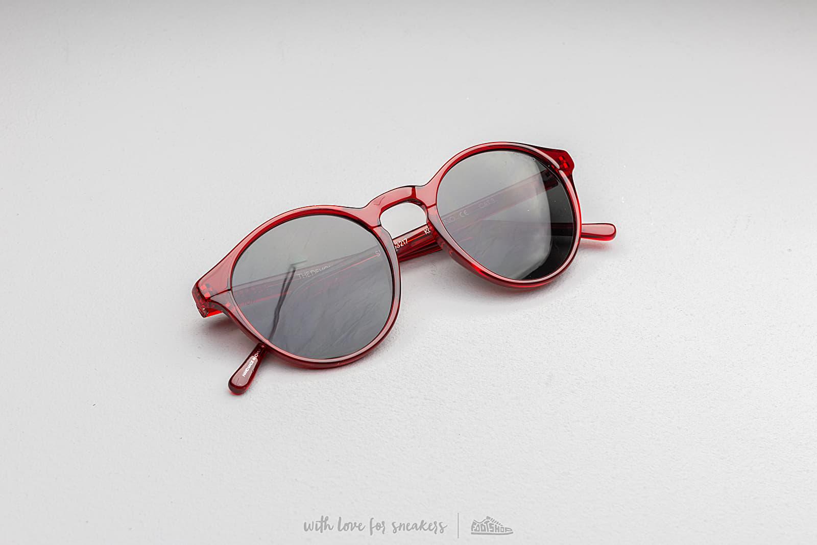 Sunglasses Komono Devon Sunglasses Ruby