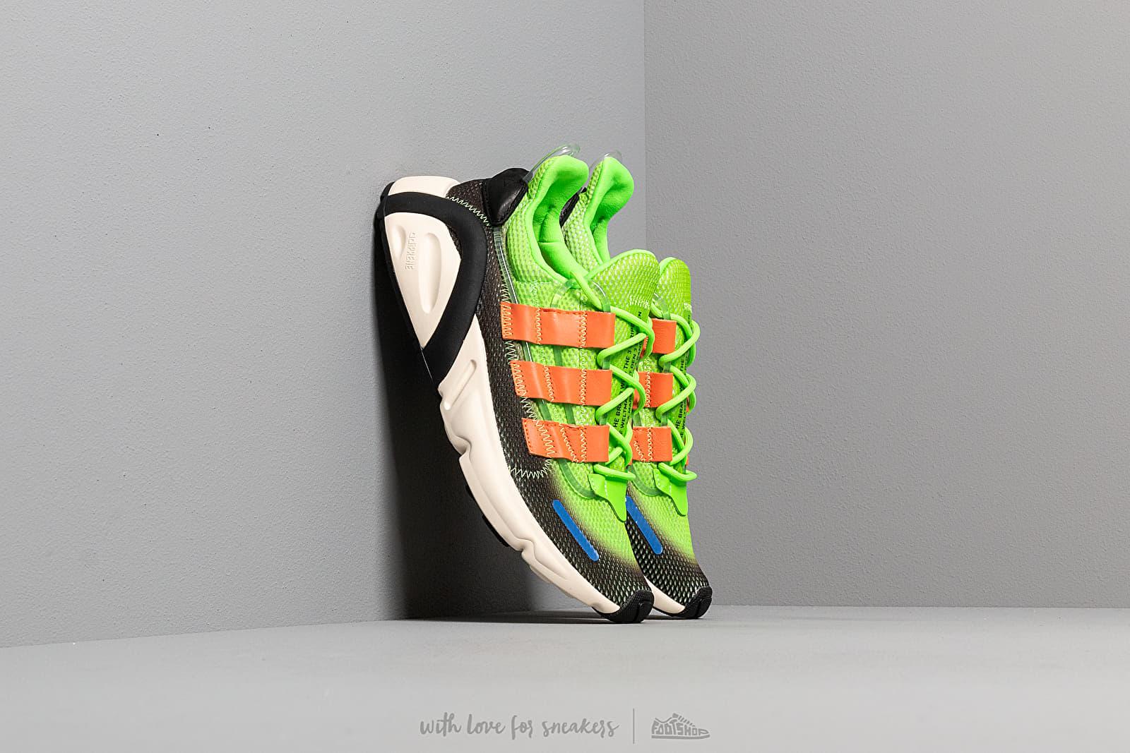 Scarpe e sneaker da uomo adidas LXCON Solar Green/ Core White/ Core Black