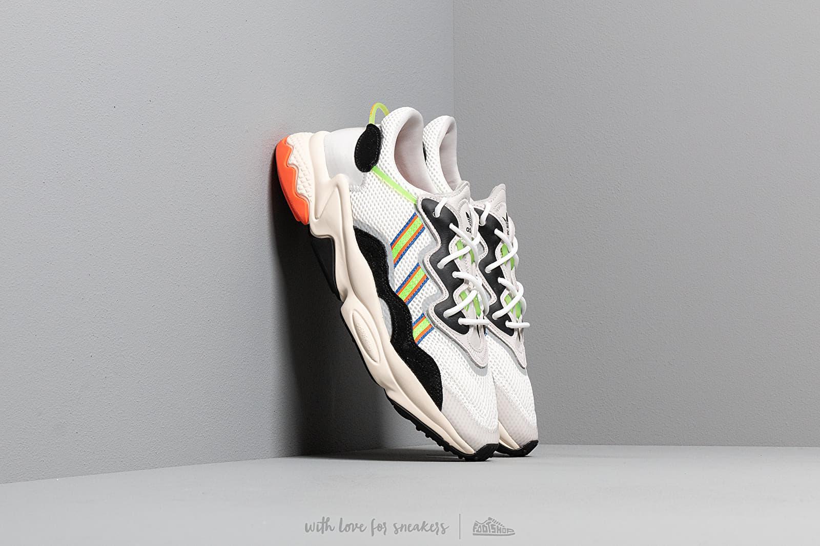 adidas Ozweego Ftw White/ Solar Green/ Ftw Black za skvelú cenu 114 € kúpite na Footshop.sk