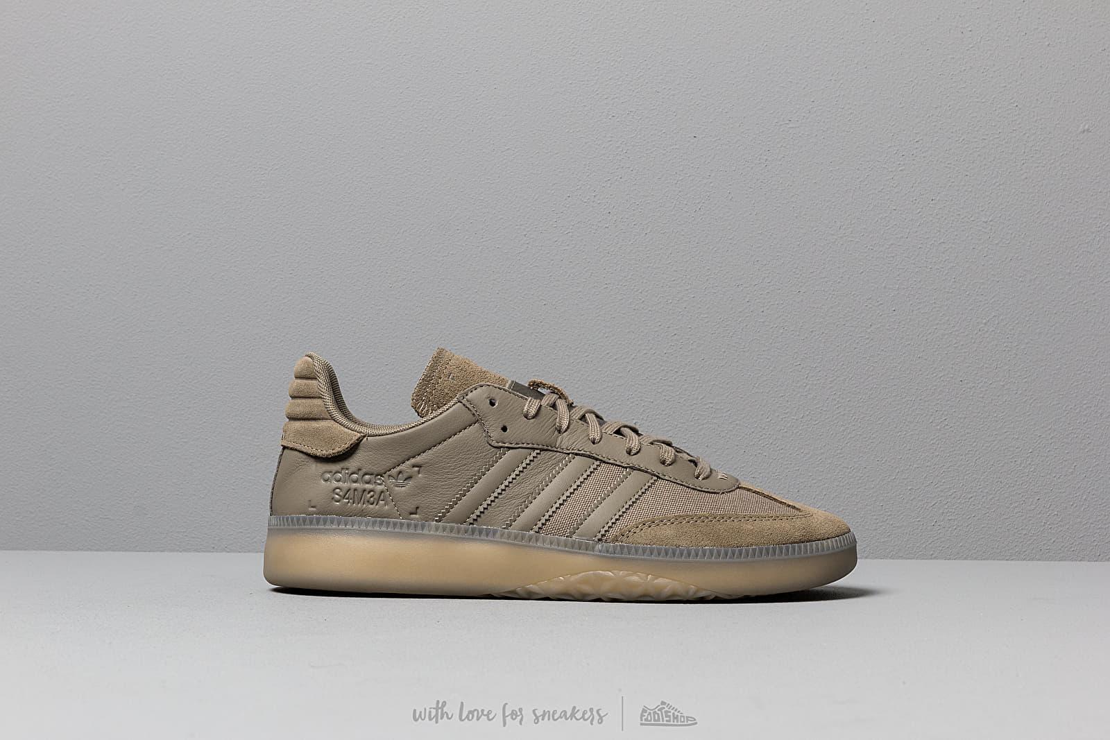 Grey Adidas Samba FourFootshop Simple Rm Brown PkTlwZiOXu
