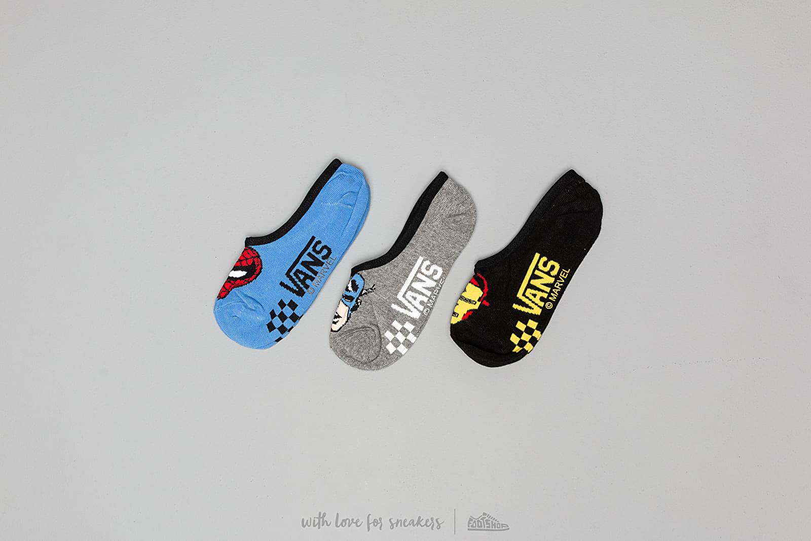 Ponožky Vans Canoodle Sock (Marvel) Multicolor