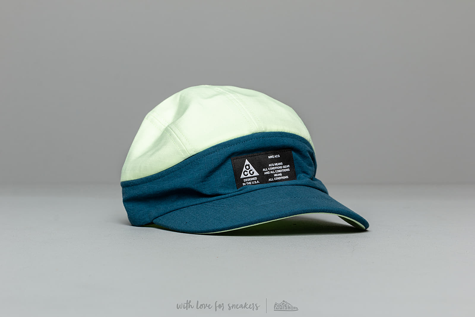 f3c9c9554 Nike ACG Tailwind Cap Blue Force at a great price 36 € bestell bei Footshop