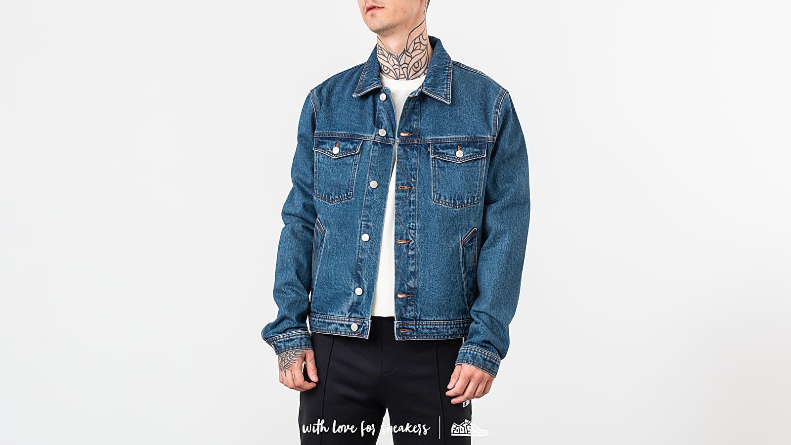 Alexandre Mattiussi Denim Jacket Washed Blue za skvelú cenu 251 € kúpite na Footshop.sk