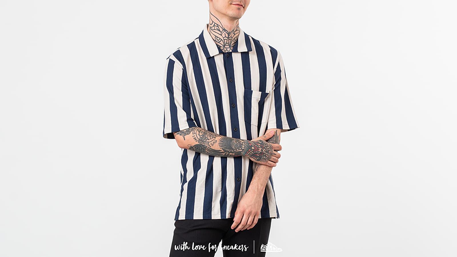 Alexandre Mattiussi Stripped Shirt
