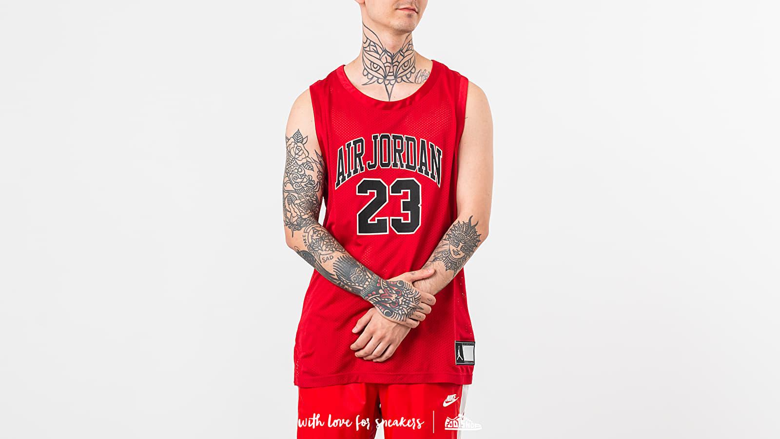 Jordan DNA Distorted Jersey Red