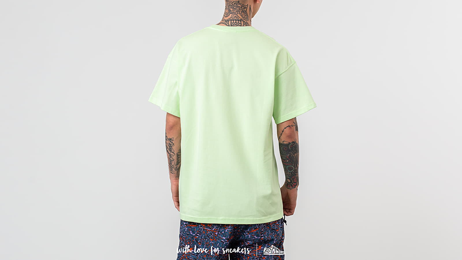 a361a033 Nike ACG Logo Tee NRG Barely Volt at a great price $39 buy at Footshop