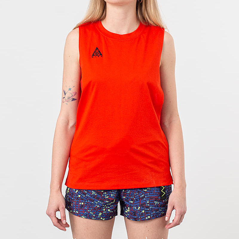 Nike ACG Tank Top Habanero Red