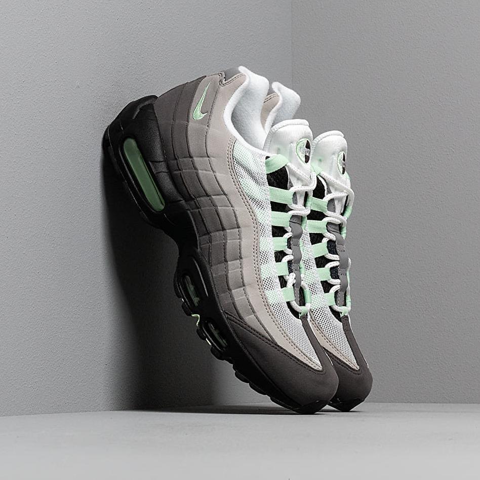 Nike Air Max '95 White/ Fresh Mint-Granite-Dust EUR 43