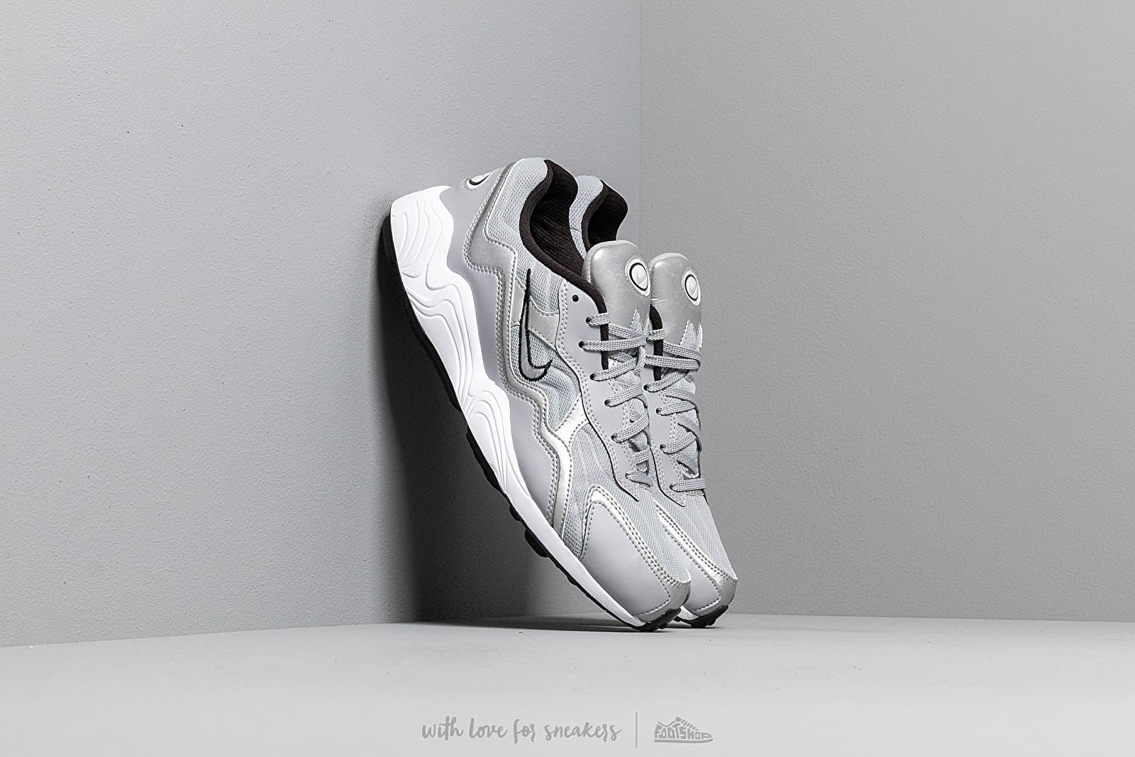 Pánské tenisky a boty Nike Air Zoom Alpha Wolf Grey/ Wolf Grey-Metallic Silver