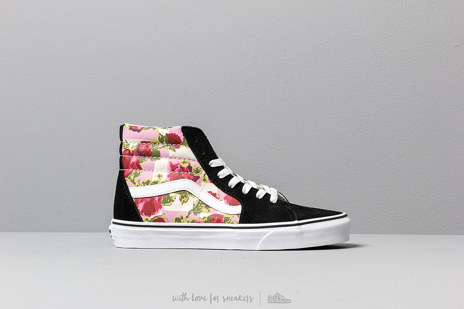 8b5e10872 Vans SK8-Hi (Romantic Floral) Multi/ True White at a great price