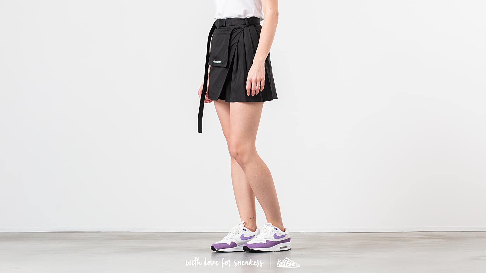 REPRESENT Technical Skirt Black at a great price 114 € buy at Footshop