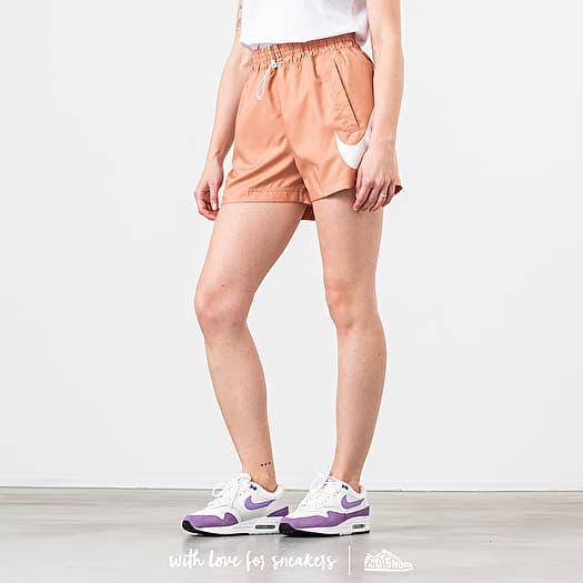 detailed look b311a 85321 Nike Sportswear Swoosh Woven Short