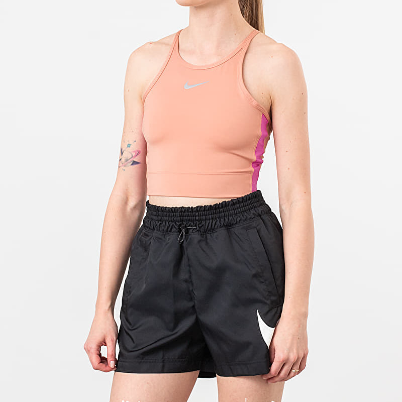 Nike Running Cropped Top Rose Gold