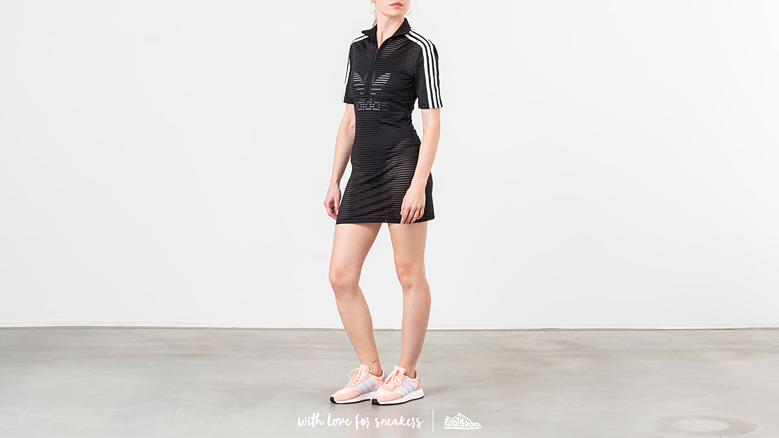adidas x Fiorucci Firebird Dress