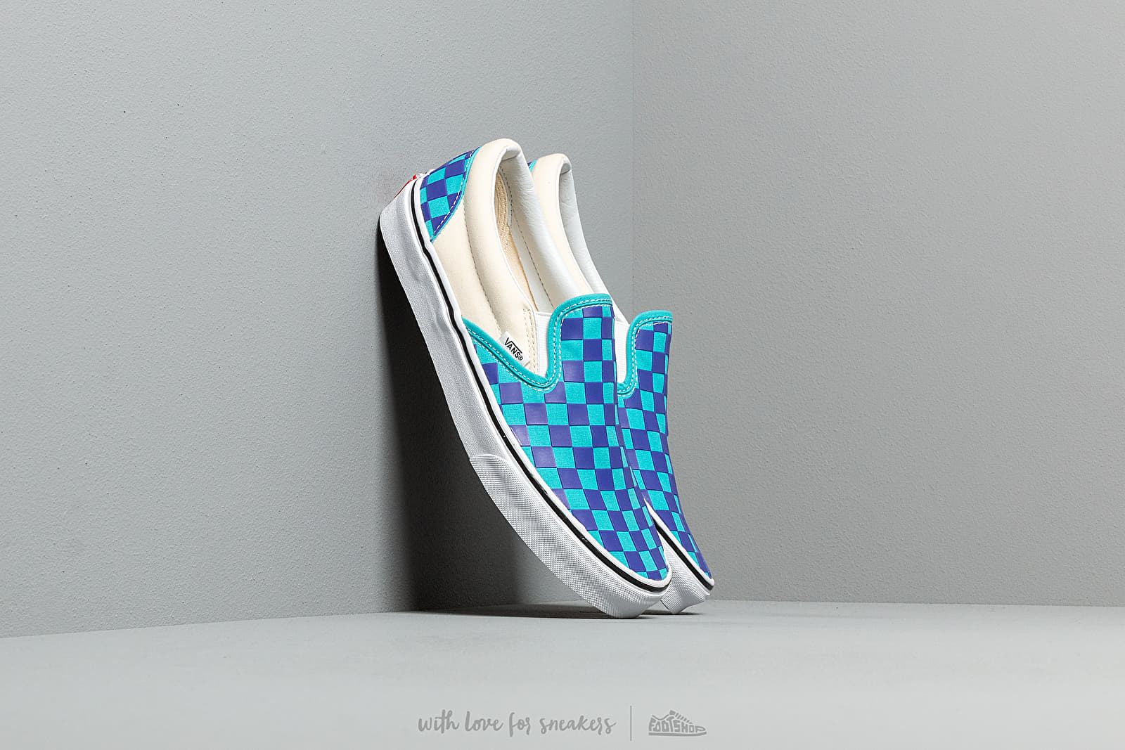 Vans Classic Slip-On (Thermochrome Checker)