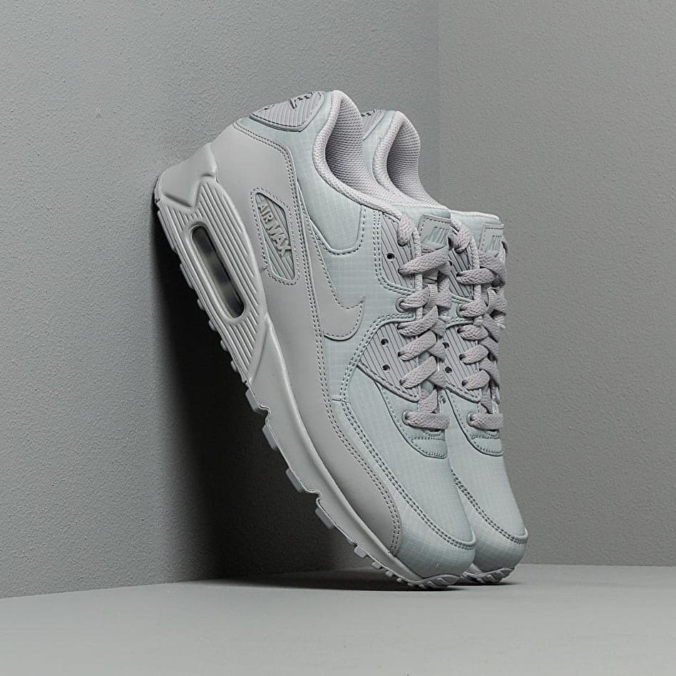 Nike Air Max 90 Essential Wolf Grey/ Wolf Grey-Wolf Grey EUR 46