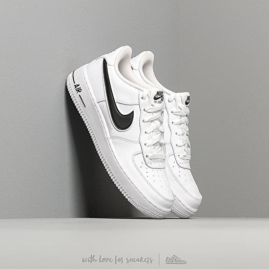 Nike Air Force 1-3 (GS)White/ Black
