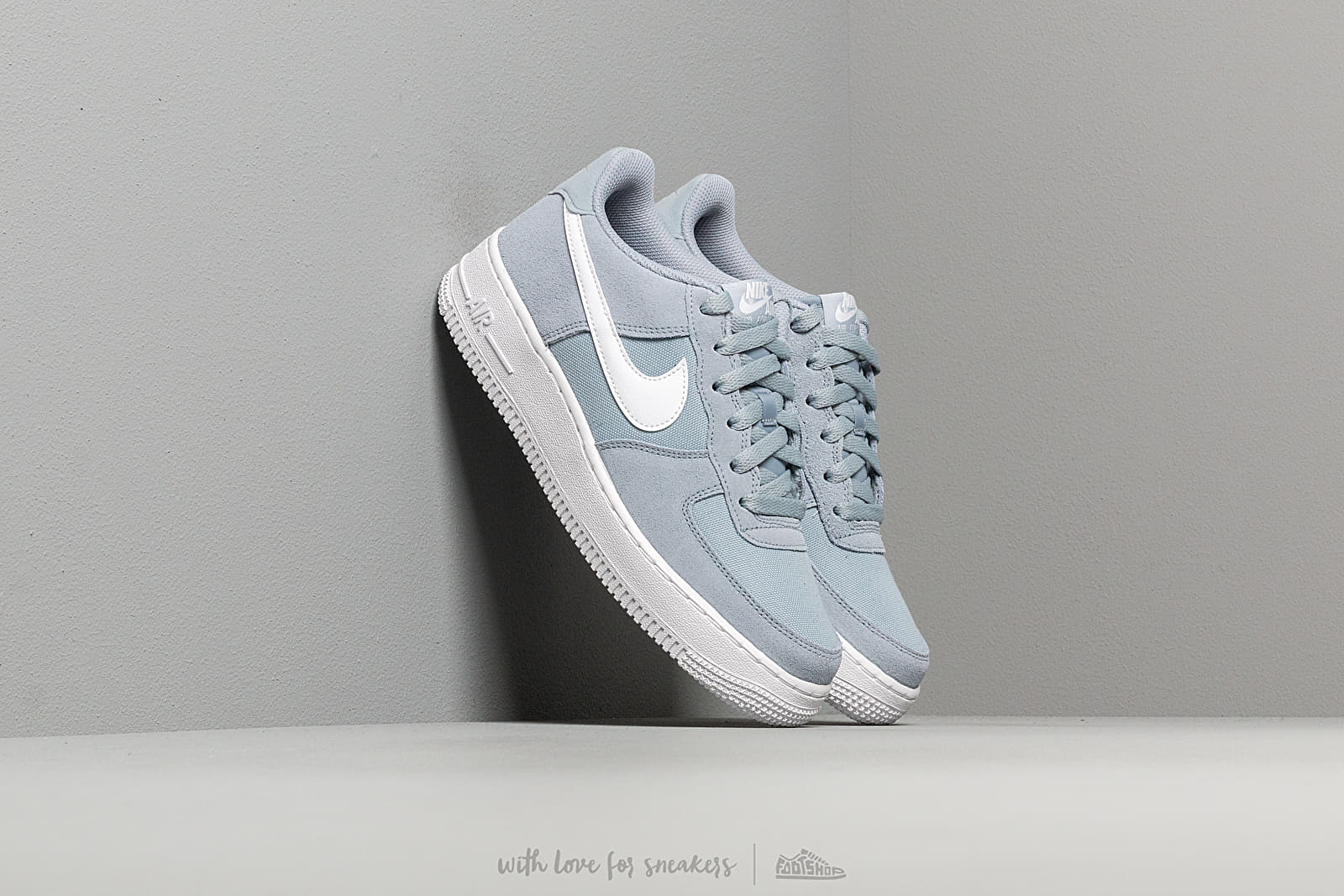 super popular 73b0e 3fd72 Nike Air Force 1 Pe (GS) Obsidian Mist  White at a great price