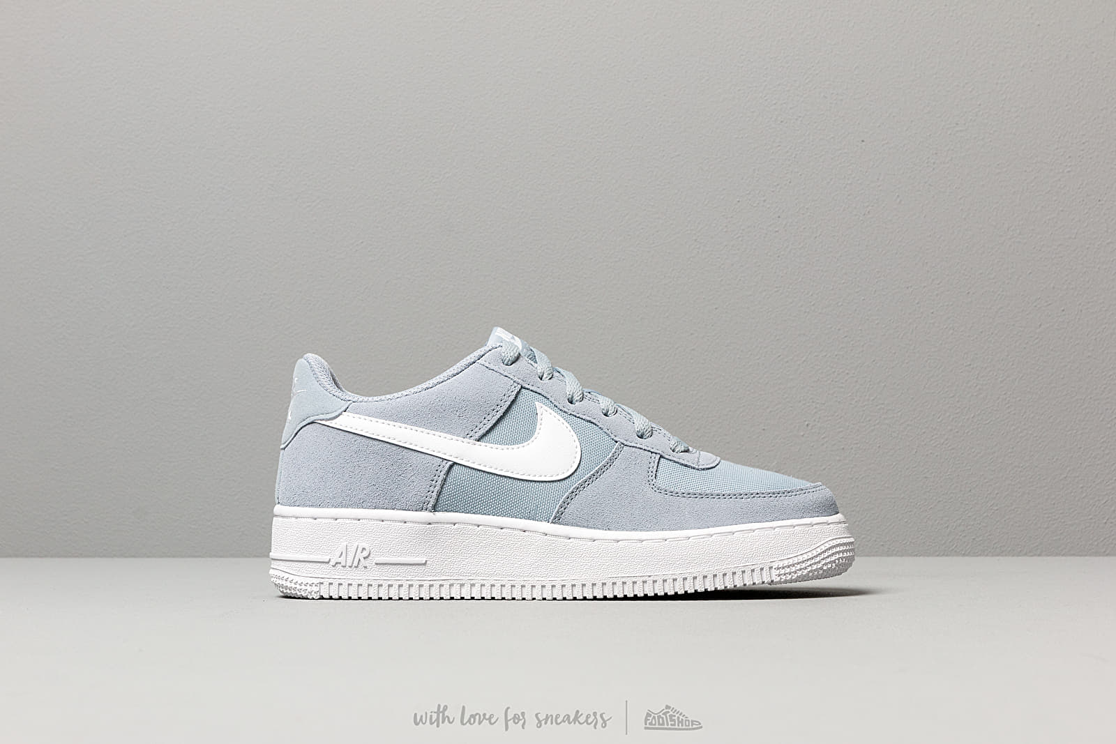 Buty NIKE Air Force 1 Pe (Gs) BV0064 400 Obsidian MistWhite