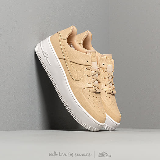 Nike W Af1 Sage Low Air Force 1 Desert Ore Beige White