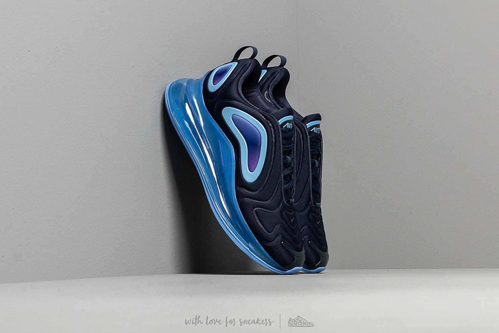 Nike Air Max 720 (GS) Obsidian/ Obsidian-Royal Pulse za skvělou cenu 3 790 Kč koupíte na Footshop.cz