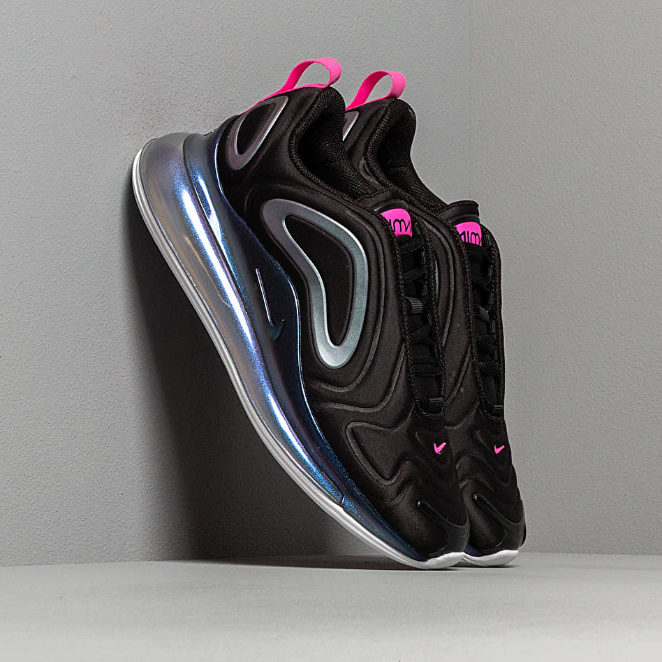 Nike W Air Max 720 Se Black/ Laser Fuchsia-White