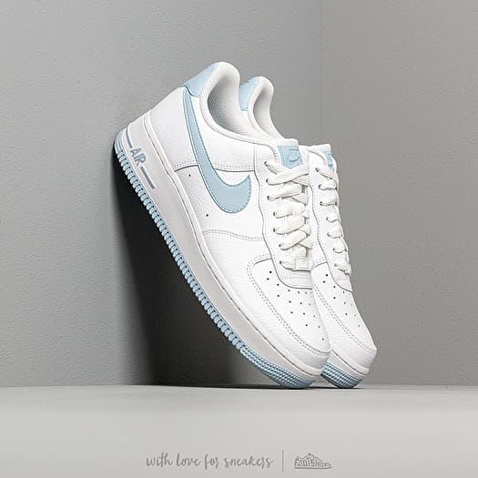 Nike Wmns Air Force 1 '07 White Lt Armory Blue | Footshop